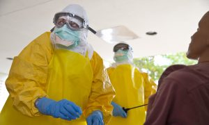Nurses Sound Alarm on Ebola
