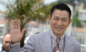 China Media Authorities Censor Andy Lau and Chow Yun-Fat