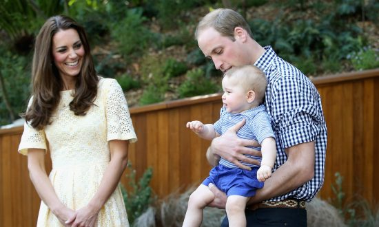 Prince William and Kate 'Likely' Taking Prince George Along in NYC Trip: Report