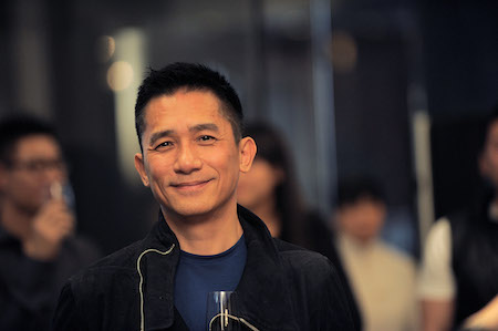 Hong Kong international actor Tony Leung attending the Chrome Hearts Beijing Store Opening on May 14, 2014 in Beijing, China. (Photo by Etienne Oliveau/Getty Images for Chrome Hearts)