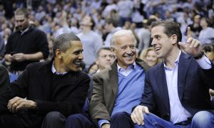Democrats and Media Claim Hunter Biden Stories Are Russian 'False Narrative'
