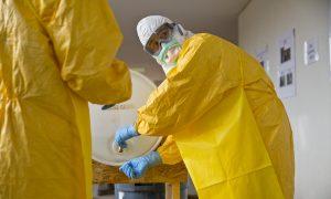 New York Designates Eight Hospitals to Treat Ebola