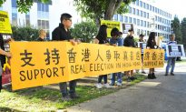Youth in Southern California Support Students in Hong Kong