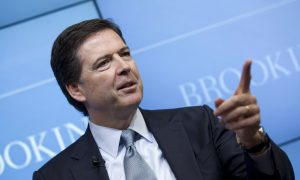 FBI Chief Warns Anew Against Phone Encryption