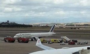 Spain Tests 4 With Fever for Ebola, Isolates Air France Jet