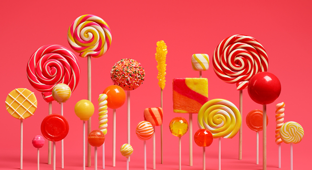 Android 5.1 Lollipop keeps popping up on devices around the world ahead of its yet-to-be specified release date, presumably this month.    (Google)
