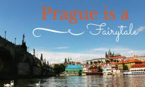 Prague Is a Fairytale
