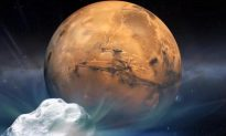 Comet Siding Spring's Close Encounter With Mars Draws Near