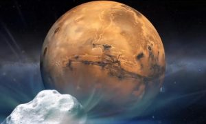 Aliens Caused Nuclear War on Mars, Says Physicist