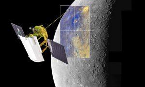 NASA's Messenger Spacecraft Snaps Pics of Ice on Planet Mercury