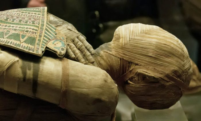 A file photo of an Egyptian mummy. (Shutterstock*)