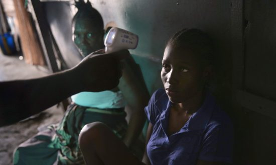 Why Ebola Wasn't Stopped by Huge Investment in African Healthcare