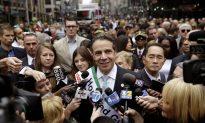 NY Gov. Cuomo Raises Profile