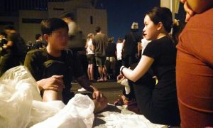 Visitors From the Mainland Get Taste of Democracy in Hong Kong