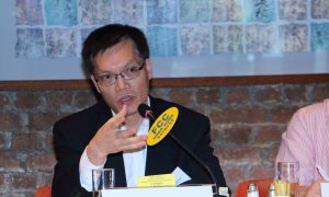 Vice President of Hong Kong Economic Journal Abruptly Resigns During Occupy Central