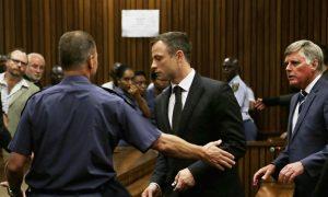 Oscar Pistorius Starting 5 Year Prison Term