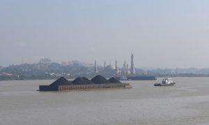 Indonesia Developing Mega Coal Mine