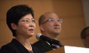 At Student Talks, Hong Kong Gov't Slams Brakes on Democracy