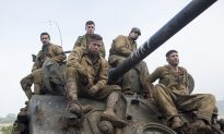 Film Review: 'Fury'