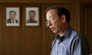 American Detainee Jeffrey Fowle Released From North Korea