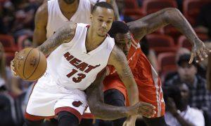 Viral: Heat Rookie Shabazz Napier has Nasty Handles