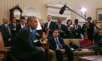 Obama Expresses 'Cautious Optimism' About Ebola in US