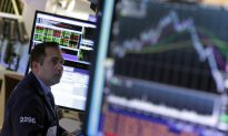 Stocks Fall on Wednesday Trading; Could End 4-Day Winning Streak