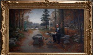 Painter Spotlight: Ryan S. Brown, Maturity in Versatility