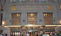 The Waldorf Astoria, Elegant Dining at a New York Landmark