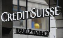 Credit Suisse Doubles Profits in 3rd-Quarter