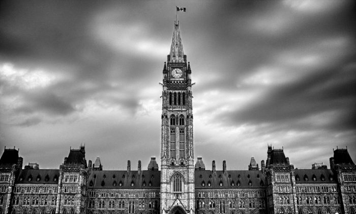 Canadian Parliament.