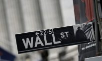 Wall Street Stocks Rise on Corporate Earnings Gains