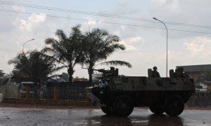 France Moving Troops Toward Libyan Border