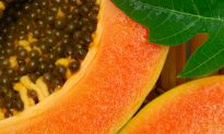 Homemade Papaya Enzyme Supplement