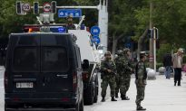 Human Rights Group: 100,000 Chinese Troops Likely to Be Stationed in Xinjiang