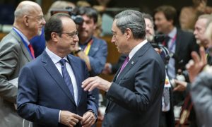 European Central Bank Test Aims to Strengthen Economy