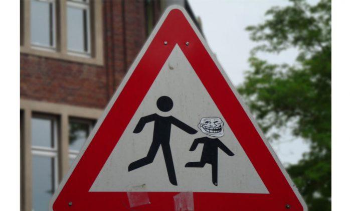 Do not feed the trolls. (WIKImaniac/Wikimedia Commons)