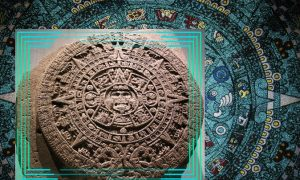 The Aztec Calendar Wheel and the Philosophy of Time