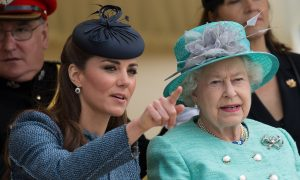 Queen Elizabeth 'Insists' that Prince William and Kate Middleton Should Stop Fighting: Report