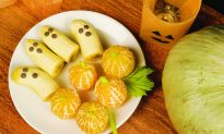Healthy Halloween Treats and Sweets