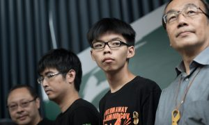 Hong Kong Vote Canceled, Protesters Discuss