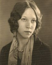 Mother of Kathleen Rogalla, Ethel Estell Caywood Christian, ca. 1930. (Courtesy of Dr. Donald Yates)