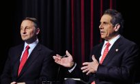 Job Growth a Key Issue in New York Governor's Race