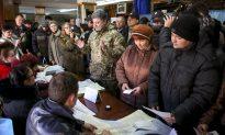 Pro-Western Parties Leading Ukraine Vote