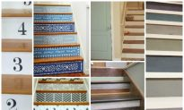 Add Flair to Your Stairs With These Amazing Makeovers