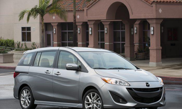 2015 Mazda5 (Courtesy of Mazda)