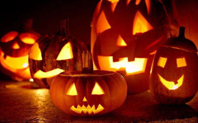 Halloween pumpkins (Shutterstock*)