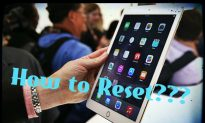 How to Easily Reset iPhones, iPads and iPods
