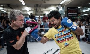 Manny Pacquiao Next Fight: Chris Algieri 'The most dangerous opponent of my career'