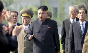 Kim Jong Un Looking 'Chubbier' Than Usual, Forced to Sit Down: Reports